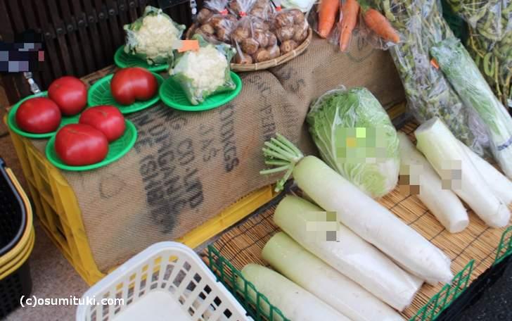 台風21号の影響で野菜が高騰すると言われています