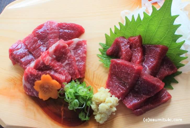 熊本の特産品「馬刺し」の実食レビュー