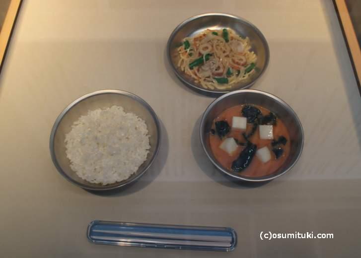 昭和53年の学校給食、これは今でも覚えのある方が多いでしょう