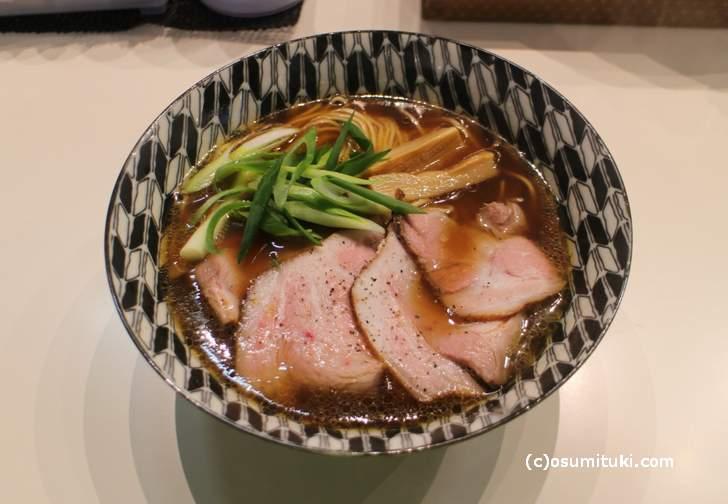 鶏中華 醤油 850円
