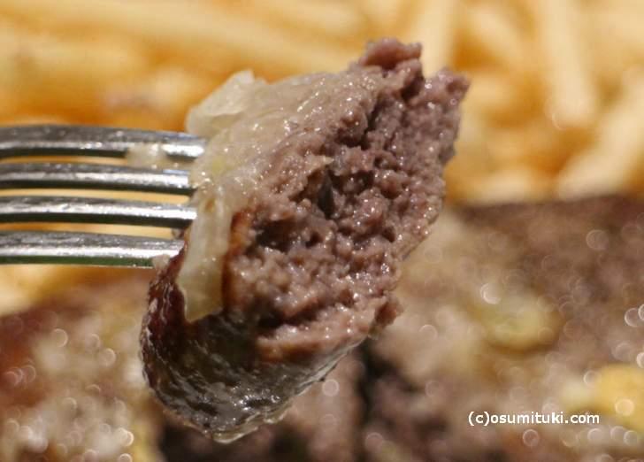 お肉の味わいがとてもよく出ています