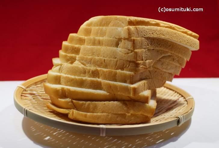 食パン10枚切りに挑戦した結果