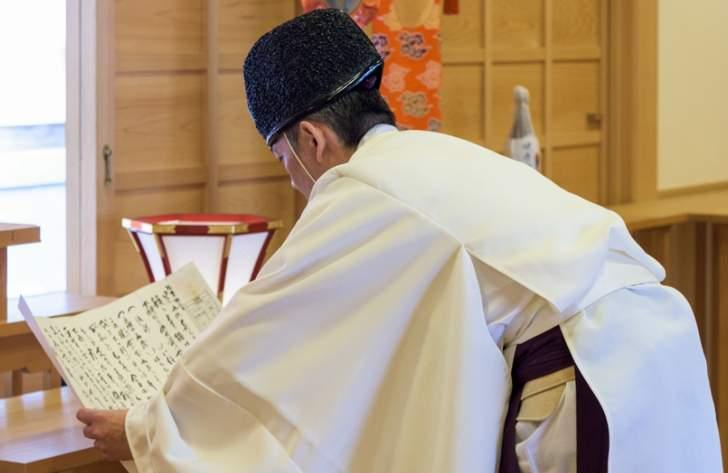 新年の御祈祷は1月1日0時より開始