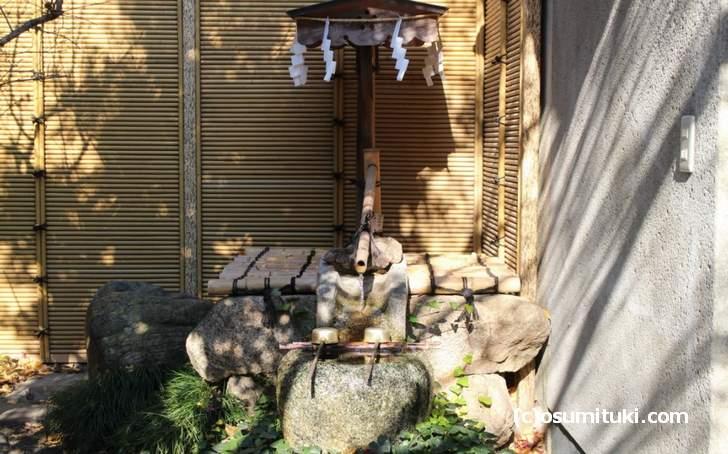 初湯の井戸とは菅原道真の産湯に使った井戸のこと
