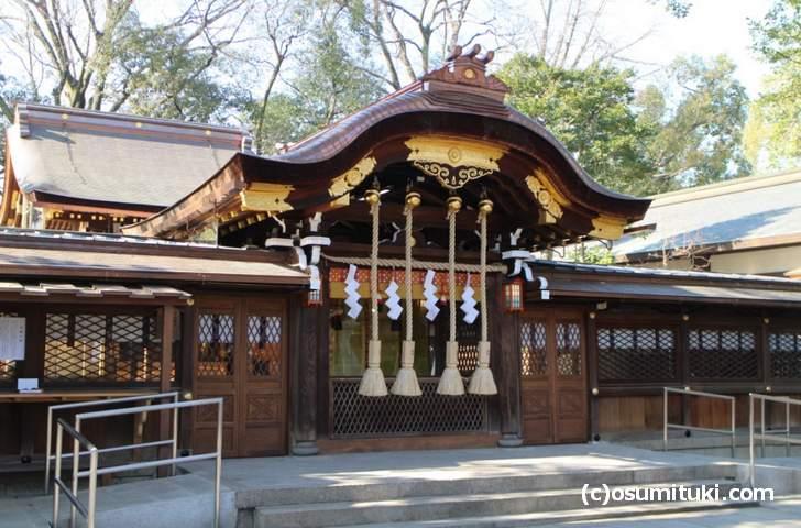 護王神社へ行くには地下鉄烏丸線「丸太町駅、今出川駅」が最寄り駅です