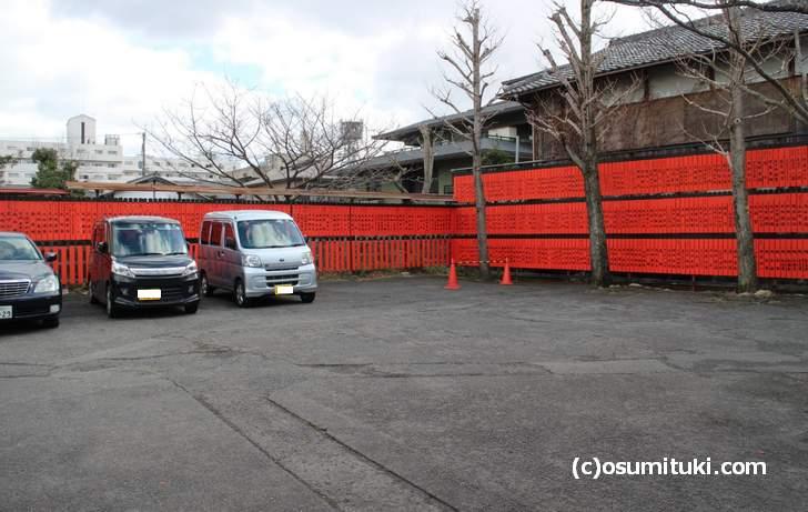 駐車場・駐輪場もあります