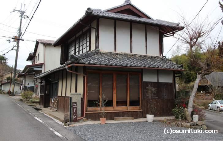 京都府亀岡市神前にある「Cafe nouka」さん