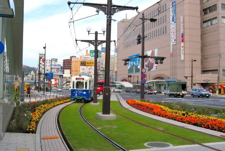 鹿児島中央駅前電停
