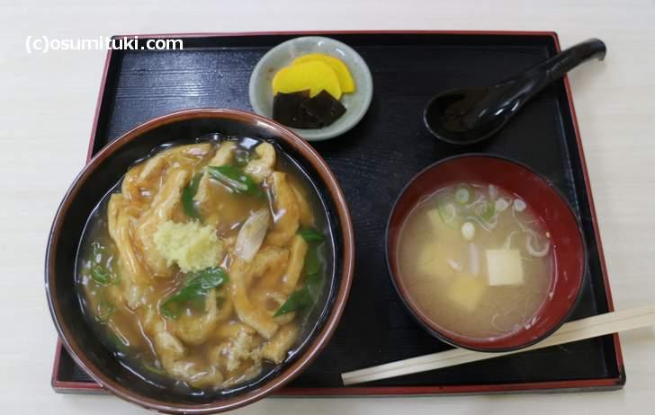 超レアどんぶり吉野丼(よしのどん)