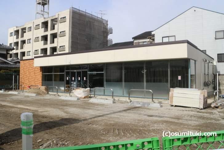 セブンイレブン西京極北店(仮称)