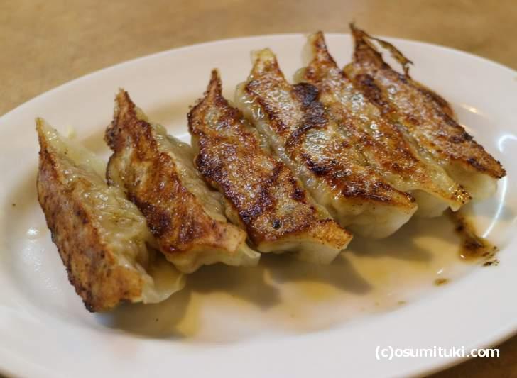 タマヒメ酢は「餃子」によく合います