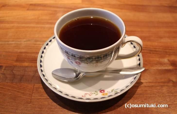 カフェ デ コラソンのコーヒー