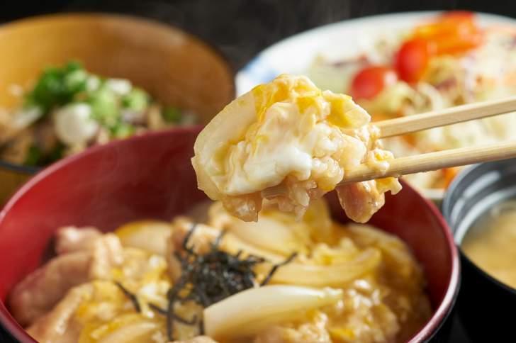 親子丼は日本全国どこにでもあるけど京都は特に親子丼が多い場所です
