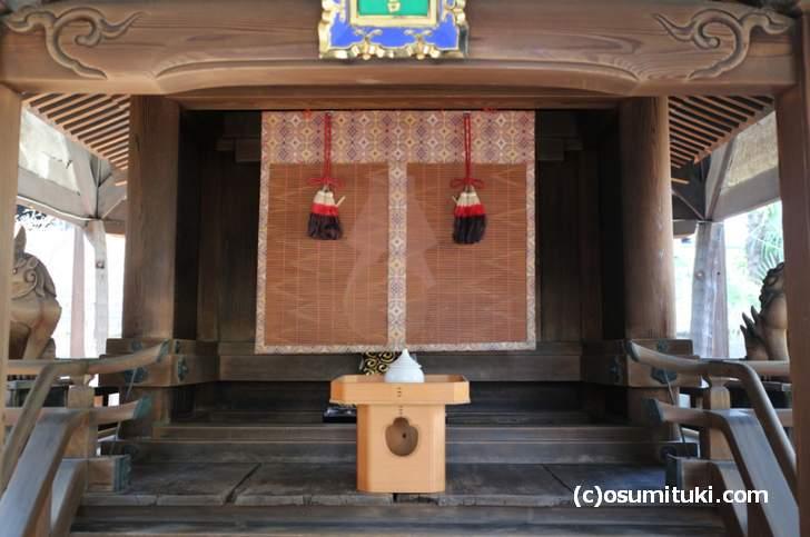 霊光殿天満宮社でお願いごとをしてきました