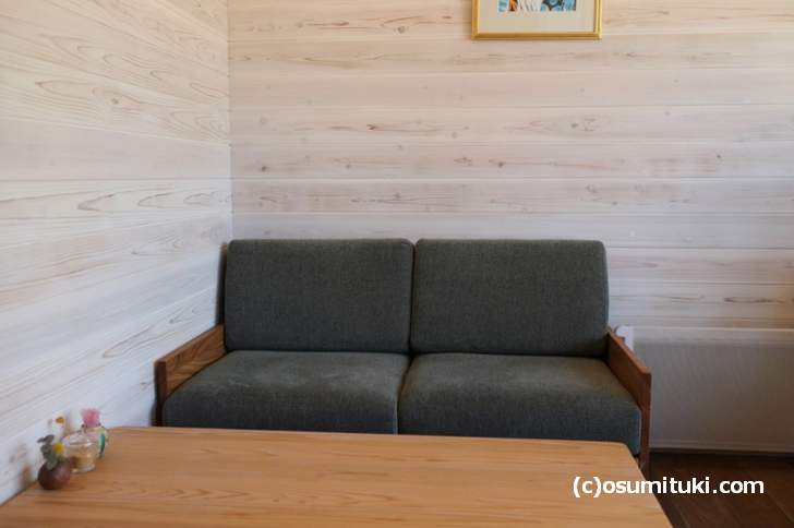 ソファ席も2卓ありました
