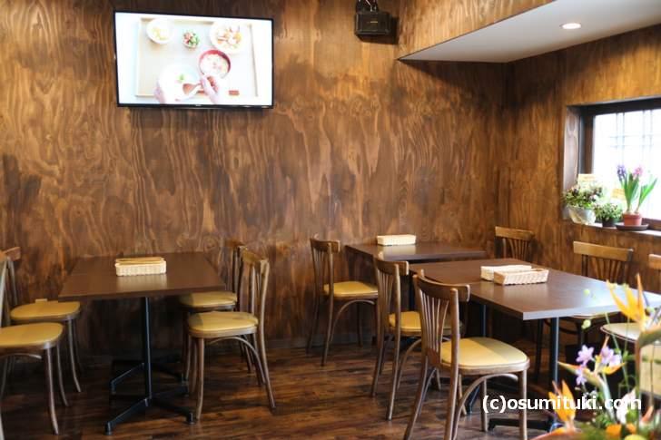 京都・西院に開店しばかりの「カフェ チャーン(cafe chang)」