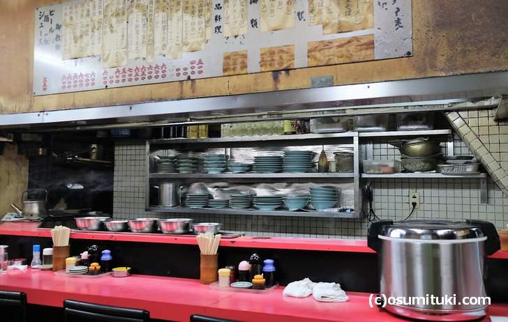京都・円町の「安宅屋飯店」さんは昭和から愛されている地元の中華料理店です