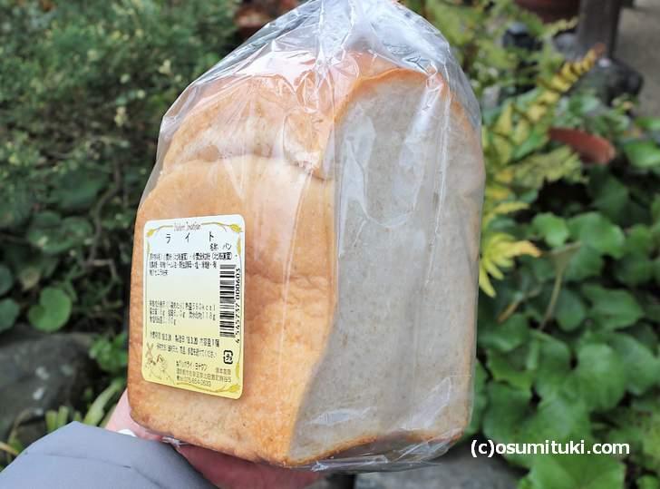ライト(山パン、一斤310円)