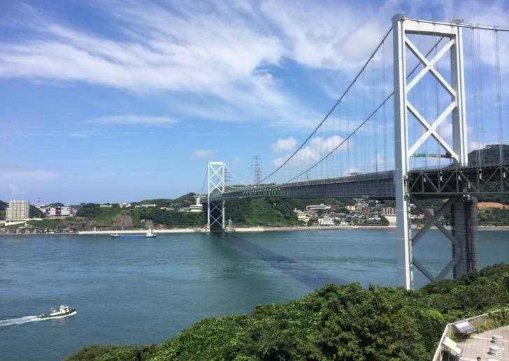 関門海峡で4月2~3日でタモリさんが『ブラタモリ』撮影ロケ