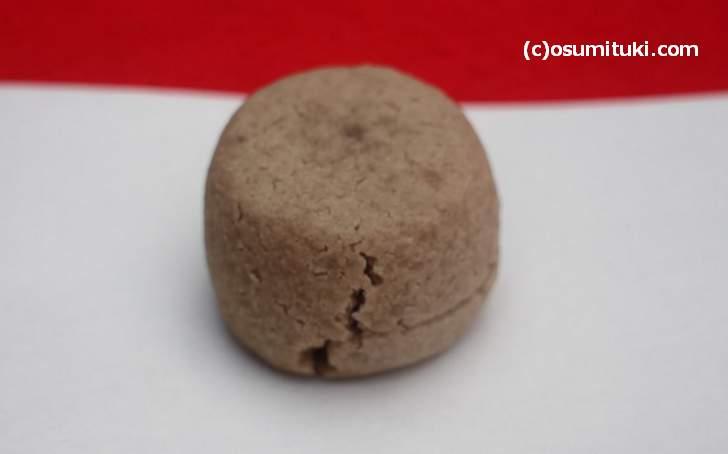 2018年の和菓子は、熱海の有名店「間瀬」のお菓子「吉祥」