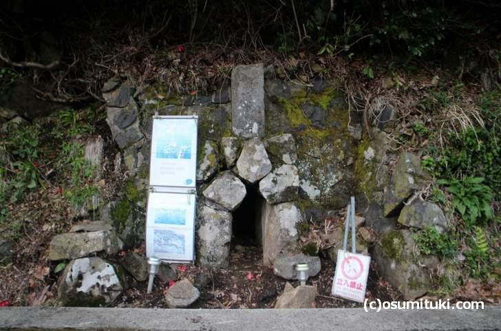 京丹後は浦島太郎伝説の地「浦島太郎が通った龍穴」があります