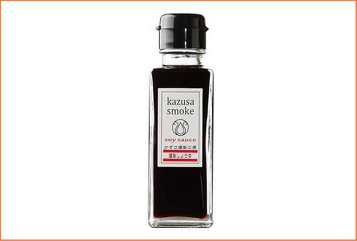 かずさスモーク 燻製醤油は楽天でも購入可能です