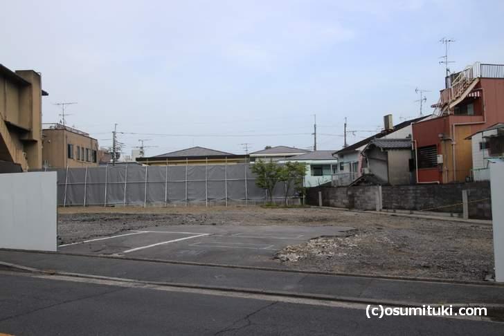 駐車場も広く取れる敷地の広さがあります