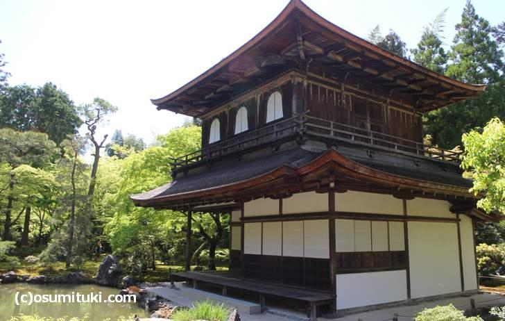 ブラタモリ銀閣寺・東山編が2018年4月21日から放送開始