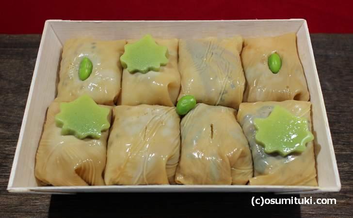 新感覚!京都の寿司「おたぬきさん」