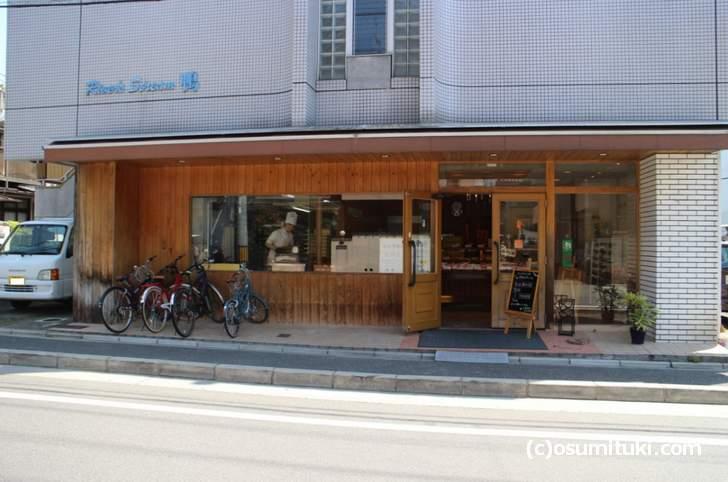 La Boulange ASANO(アサノ)さんは京都市北区の郊外にあるパン屋さんです