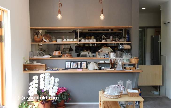 嵯峨嵐山に開店した「cafe neige(カフェネージュ)」