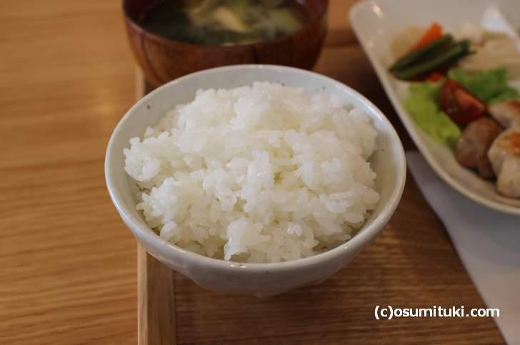 玄米を使う分だけ自家精米