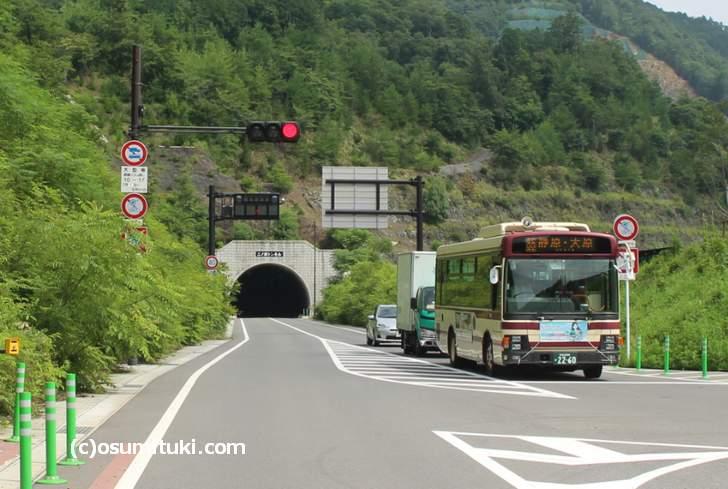 行くのも大変、帰るのも大変な京都の秘境バス路線