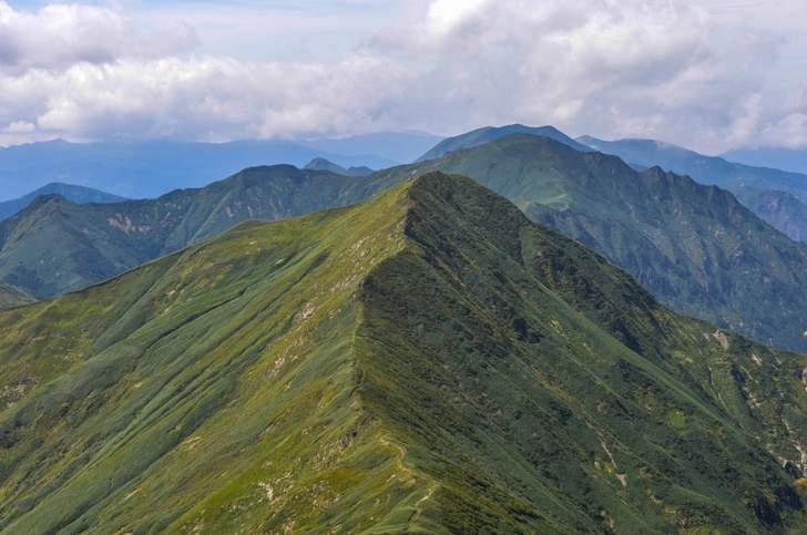 『世界の何だコレミステリー』で谷川岳の謎エリアが紹介されます(写真は谷川岳)