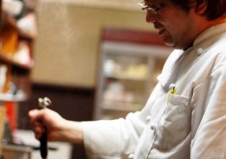 イタリアンシェフが作るラーメン(麺屋微笑 提供)