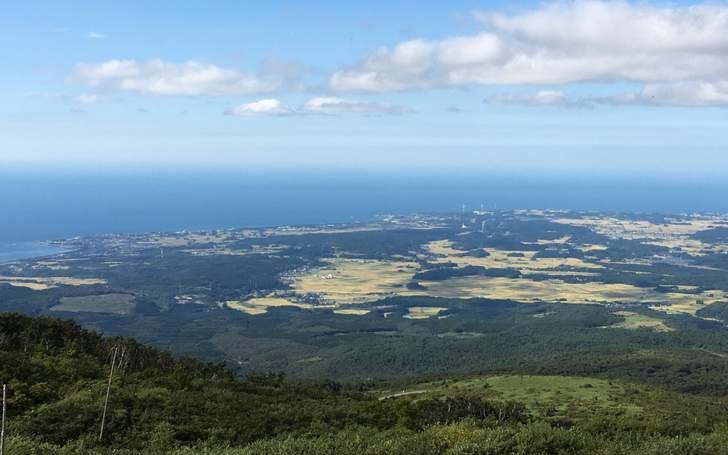 庄内平野、山形県唯一の港湾が酒田市にあります