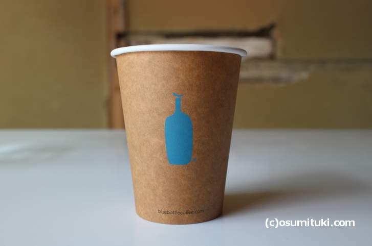 """京都でもブルーボトルコーヒーに行きやすくなってきました"""""""