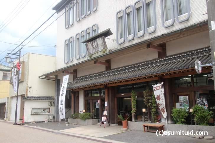 伊賀の城下町にある老舗「宮崎屋」さん