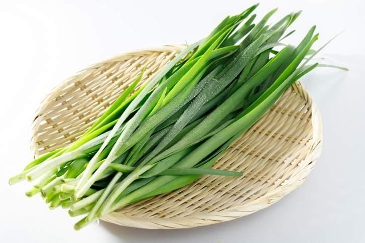 行者菜(ぎょうじゃな)山形県長井市の特産品です