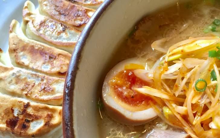 京都に来たらラーメン屋に餃子がなかった!