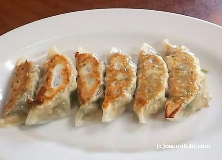 最近、テレビやネット記事で売り出している「マルシン飯店」の餃子