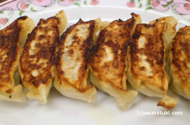京都観光の際には京都特有の餃子文化に触れてみませんか