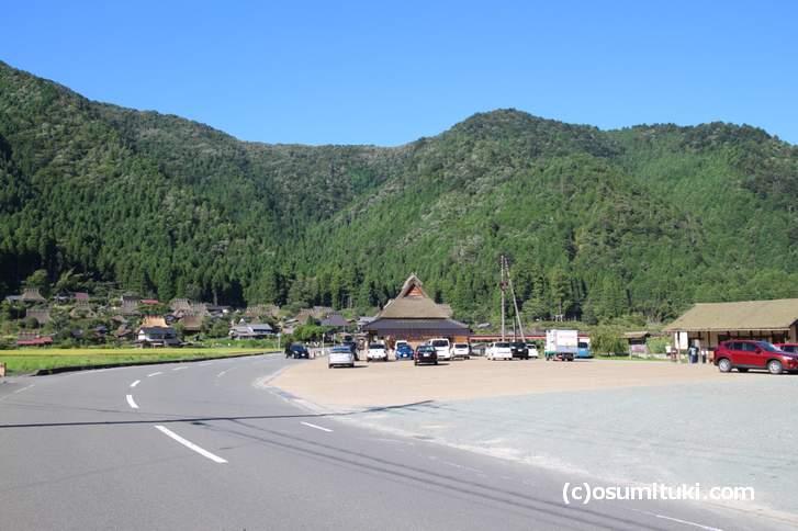 京都「美山 かやぶきの里」で『もしもツアーズ』が撮影ロケ