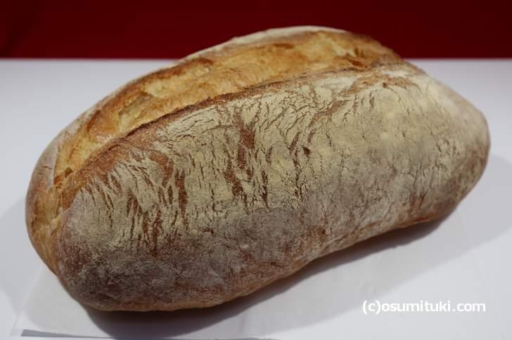 めちゃくちゃ大きいパン「ファンデュ(260円)」