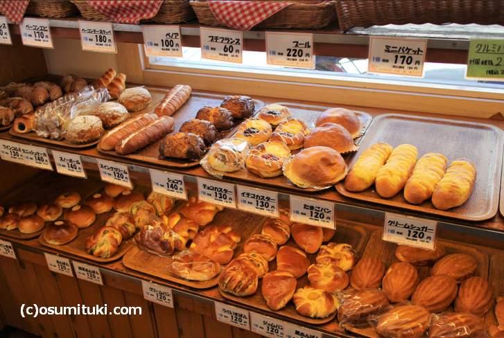 京都の地元パンといえば「ぴいたあパンベーカーズ」