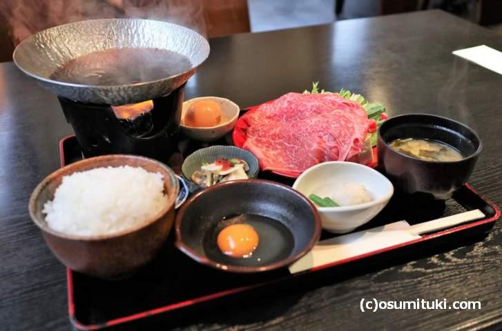 牛肉と水菜がたくさんのハリハリ鍋(牛・キムラ)