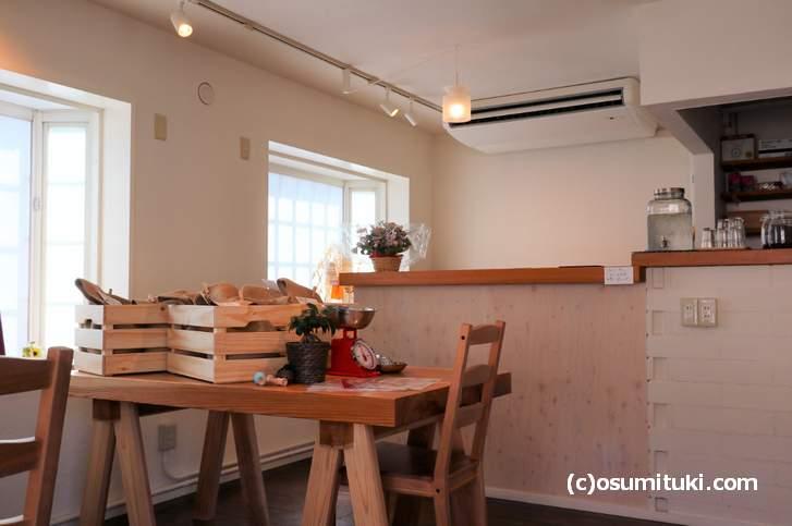 新店オープンした「きぬカフェ」さんへ行って来ました