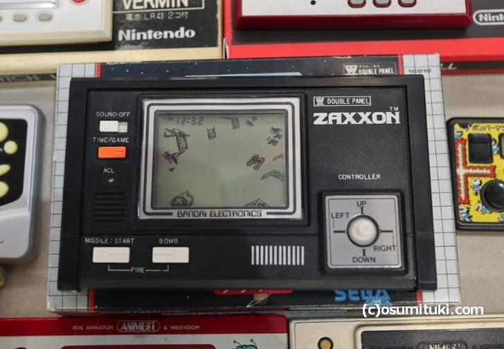 ザクソン(ZAXXON)は面白かったゲームのひとつです