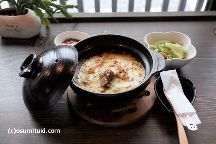 限定10食!焼きチーズカレーセット(1000円)