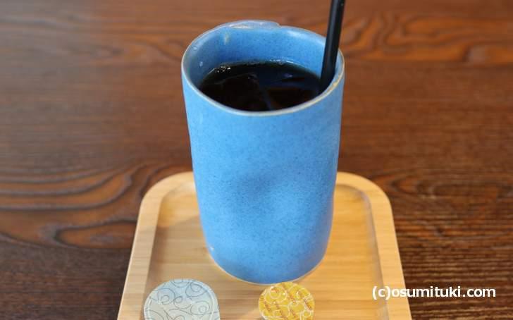 宝ヶ池「HOTOKI」さんの陶器は京都のカフェでよく使われています